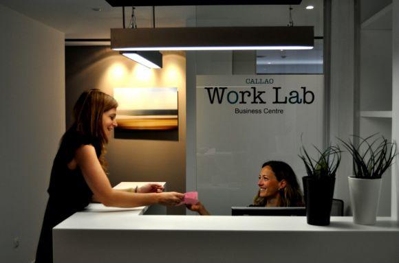 Centro de negocios Madrid WorkLab - Business Centre-